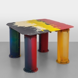 A table from the 'Contrasti' series