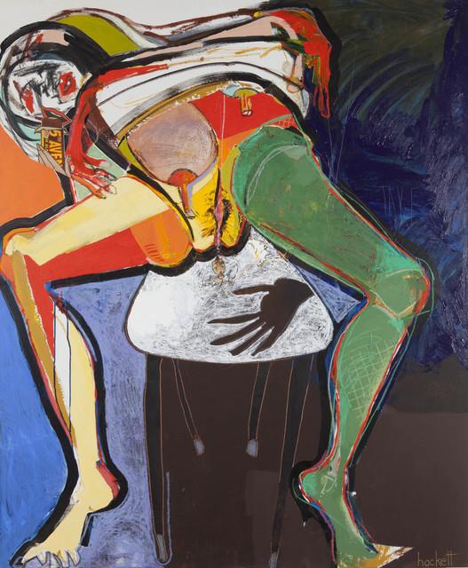 , 'Mao Tse Tongue,' 2012, Espace40
