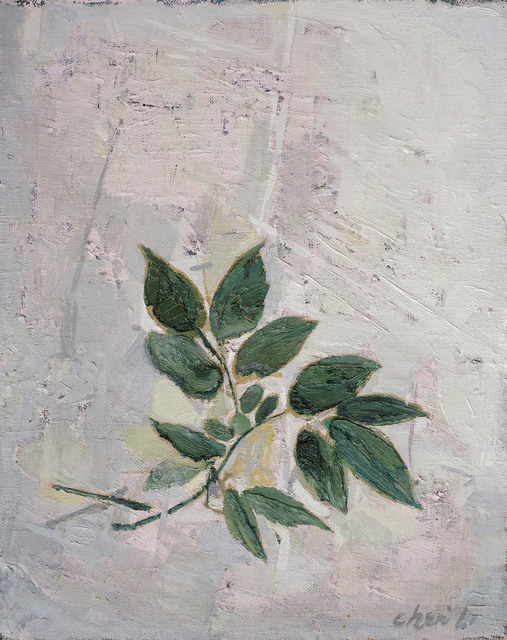 , 'Spring Leaves,' 2005, Katrine Levin Galleries