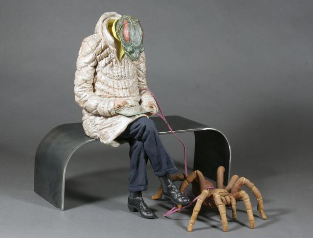 , 'Scripta Elegans,' 2011, Jonathan LeVine Projects