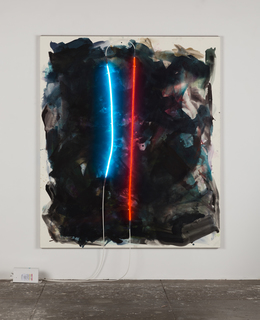 , 'Dark,' 2014, David Kordansky Gallery