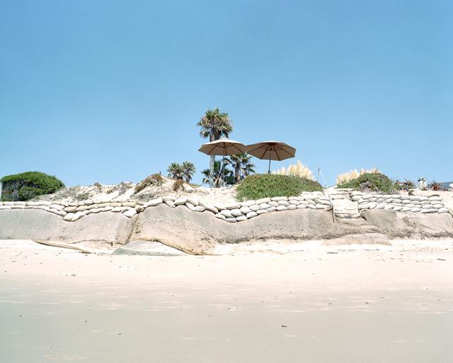 , 'Malibu Sandbags #9,' 2010, Christopher Grimes Gallery