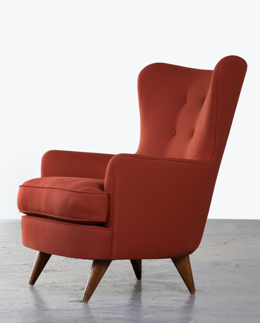 joaquim tenreiro early reading chair 1950 available
