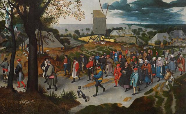 , 'A Wedding Procession,' ca. 1527, Johnny Van Haeften Ltd