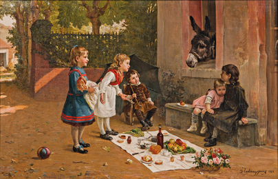 The Interrupted Picnic