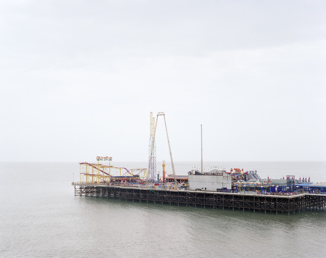 , 'Blackpool South,' 2011, KLOMPCHING GALLERY