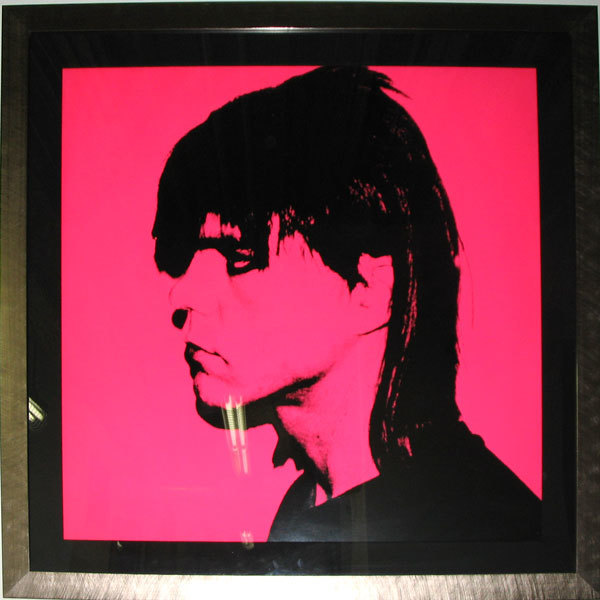 Andy Warhol, 'Steven Sprouse', 1984, Print, Screenprinting, Mash Gallery