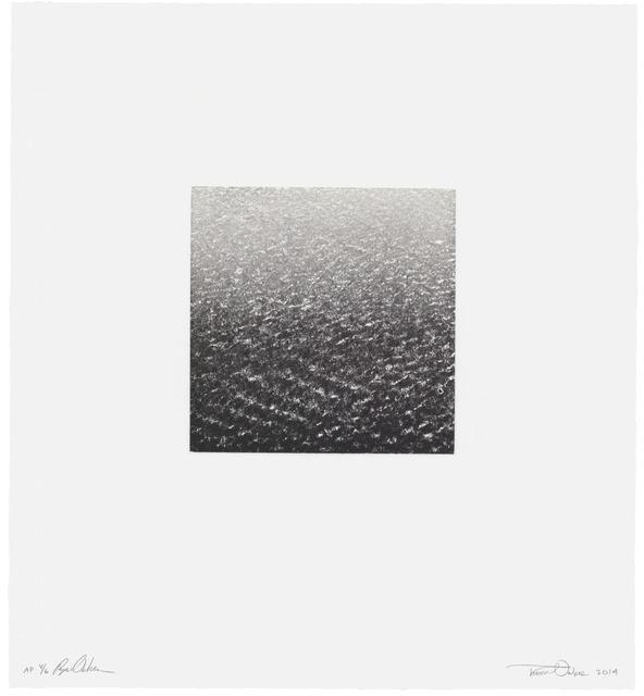 , 'Pine Cone Rhythm,' 2014, Universal Limited Art Editions