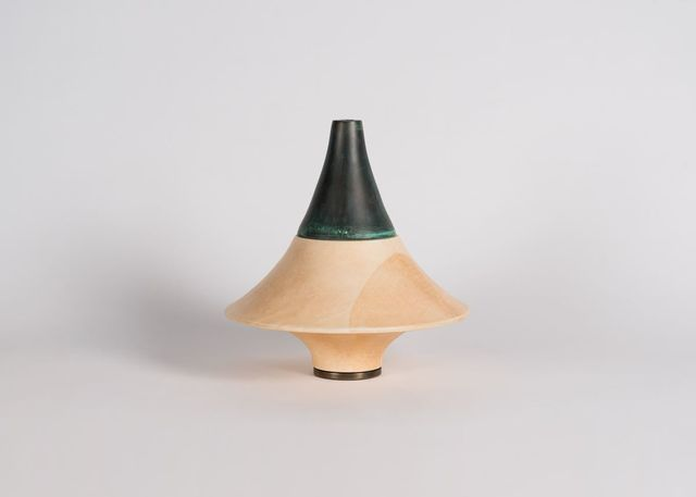 """Aldus, '""""Eracle,"""" Parchment Clad Vase', 2016, Maison Gerard"""