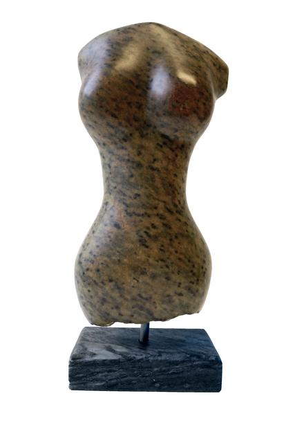 Evelyne Brader-Frank, 'Mavie #1559', 2020, Sculpture, Steatite Brazil Green, Newzones