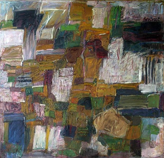 , 'Existential Landscape,' 1964, Mindy Solomon Gallery