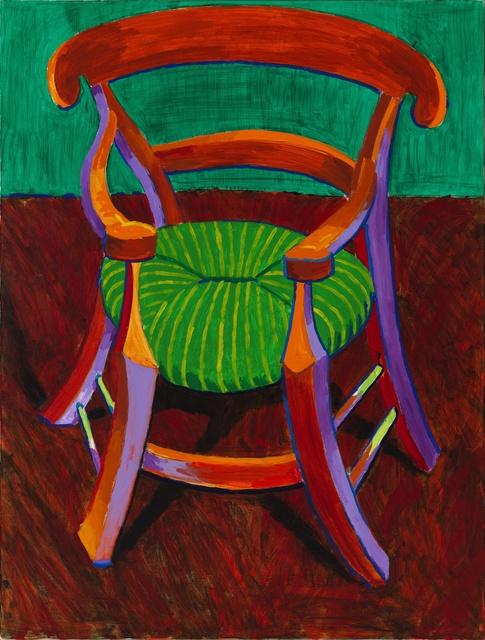 , 'Gauguin's Chair,' 1988, Richard Gray Gallery