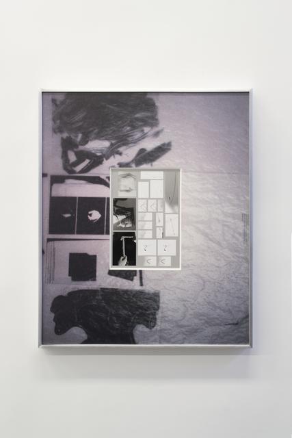 , 'Errata, dry drawing,' , Simone Subal