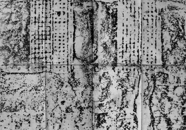 , 'Calle 21, Frottage de una acera en Montenegro, Quindío,' 2016, Estrany - De La Mota
