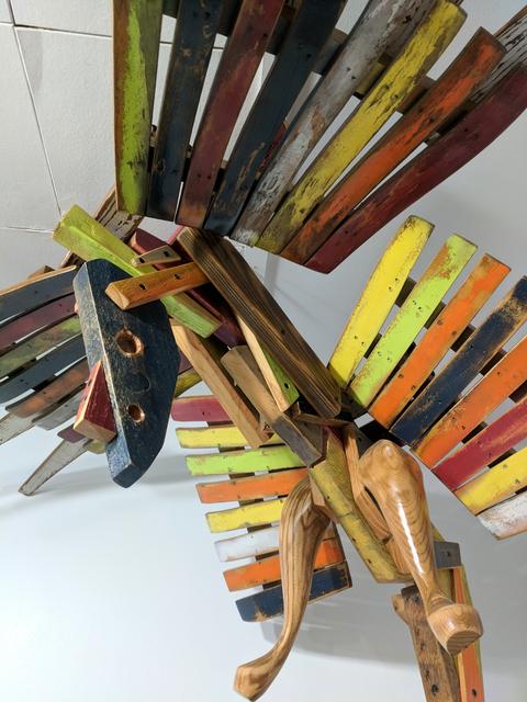 , 'Migratory Bird,' 2015, Emerge Gallery NY
