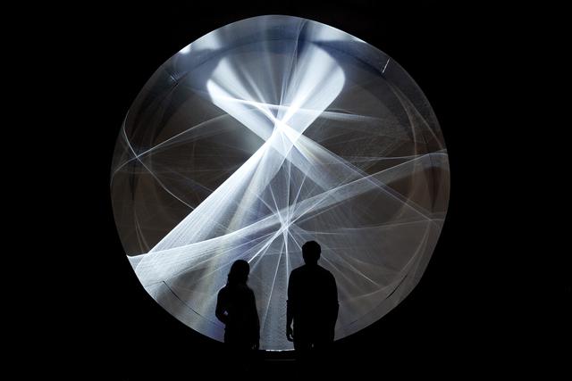, 'Continuel-lumière cylindre (Continuous Light Cylinder),' 1962/2013, Pérez Art Museum Miami (PAMM)