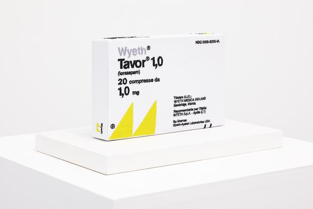 , 'Tavor,' 2003, Lange + Pult