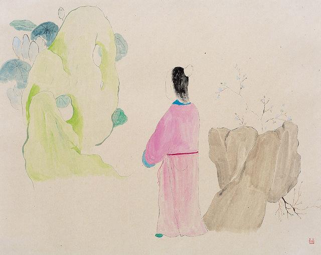 , 'A Sparse Garden 疏影,' 2015, Alisan Fine Arts