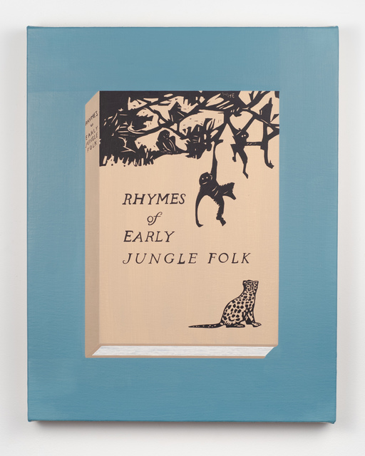 , 'Rhymes of Early Jungle Folk by Mary E. Marcy (Wharton Esherick),' 2018, Fleisher/Ollman