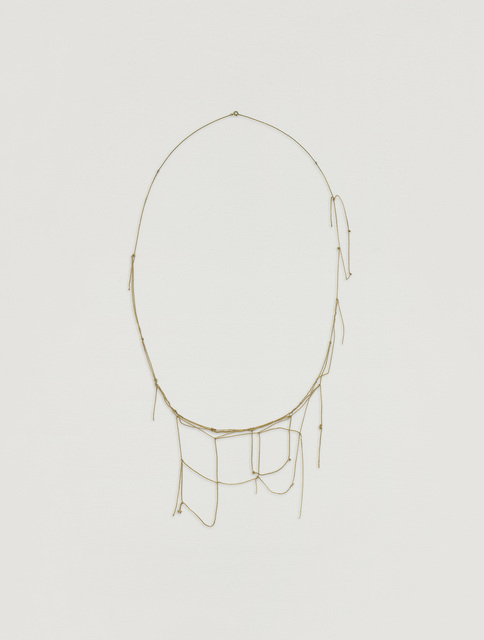 , 'Untitetled (Necklace),' 2010, Galerie Koch