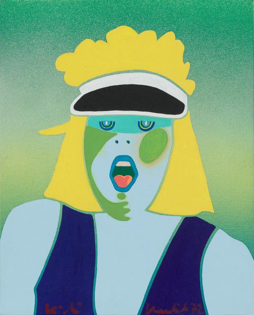 Kiki Kogelnik, 'Hi', 1972, Simone Subal