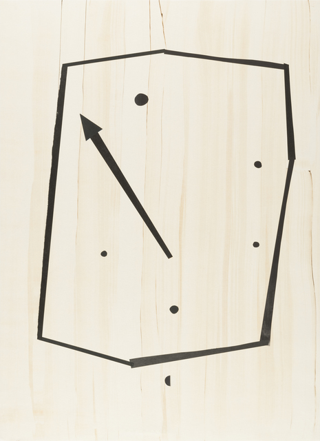 Todd Norsten, 'Clock #1', 2017, Highpoint Editions