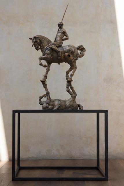 , 'Maqueta Reflejo VII (segunda edición),' 2016, Terreno Baldío