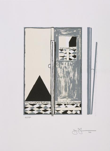 , 'Pyre 2,' 2004, Gemini G.E.L. at Joni Moisant Weyl