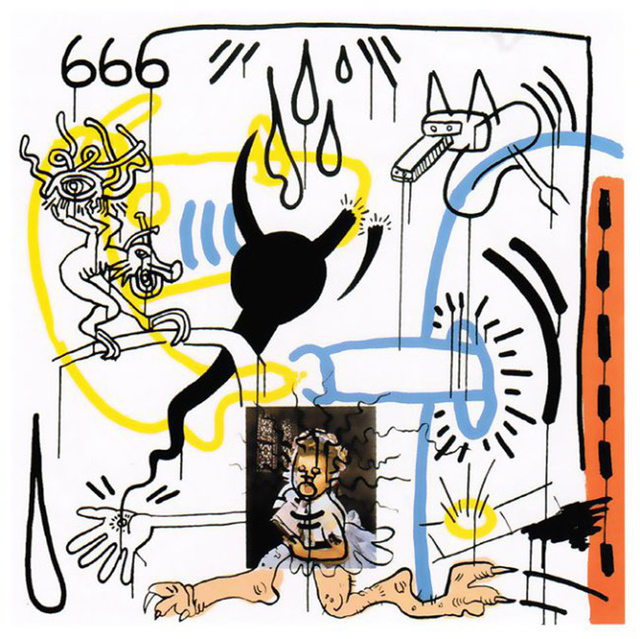 Keith Haring, 'Apocalypse 8', 1988, Georgetown Frame Shoppe