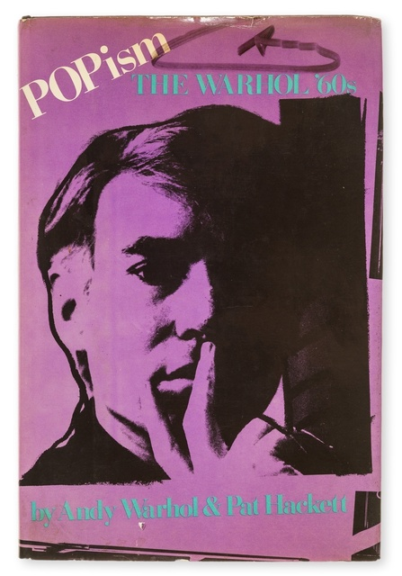 Andy Warhol, 'Popism', 1980, Forum Auctions