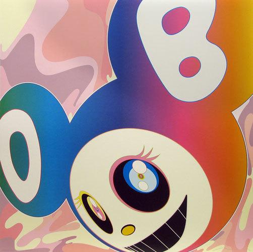 Takashi Murakami, 'And Then, Rainbow', 2005, MSP Modern