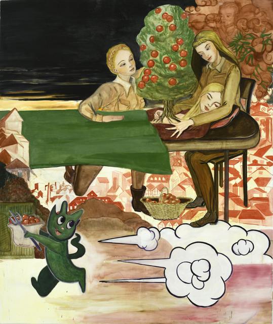 Rosa Loy, 'Gratuity', 2020, Galerie Kleindienst