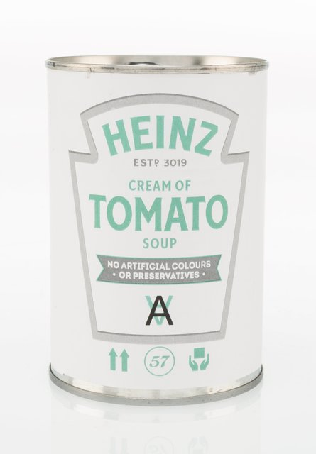 Daniel Arsham, 'Heinz Tomato Soup Can With Sign', 2019, Heritage Auctions
