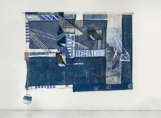 , 'Elevation Rig,' 2018, Lesley Heller Gallery