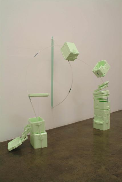 Shirley Tse, 'Camping at the Lab', 2003, Shoshana Wayne Gallery