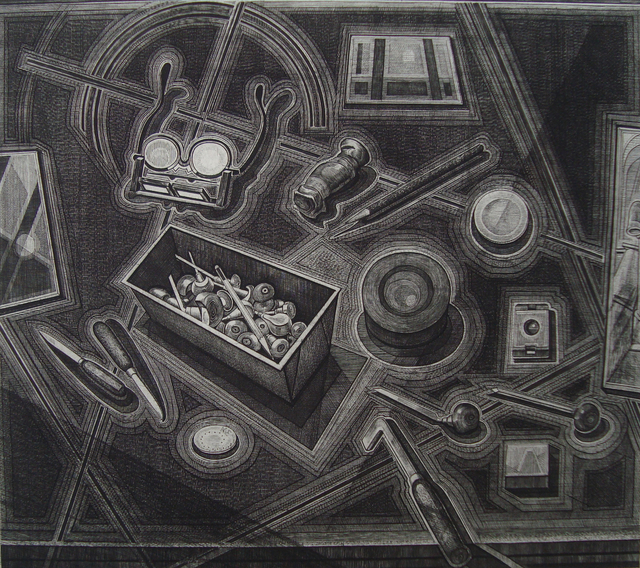 , 'Engraver's Tools,' 1974, Childs Gallery