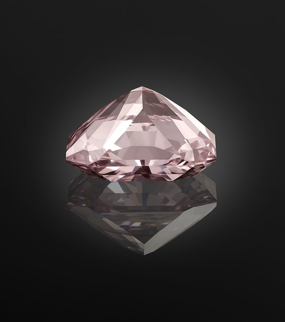 , 'Agra diamond, India,' before 1526-reworked 1880 and 1990, Legion of Honor