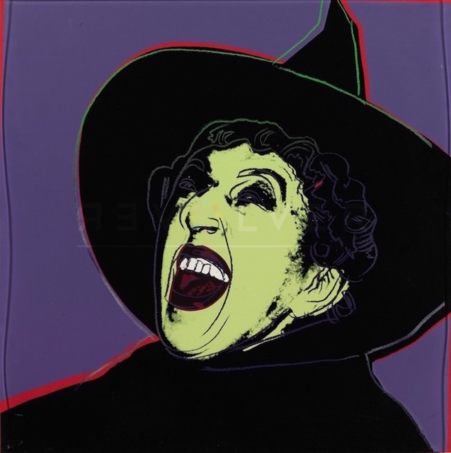Andy Warhol, 'The Witch (FS II.261) ', 1981, Print, Screenprint on Lenox Museum Board, Revolver Gallery