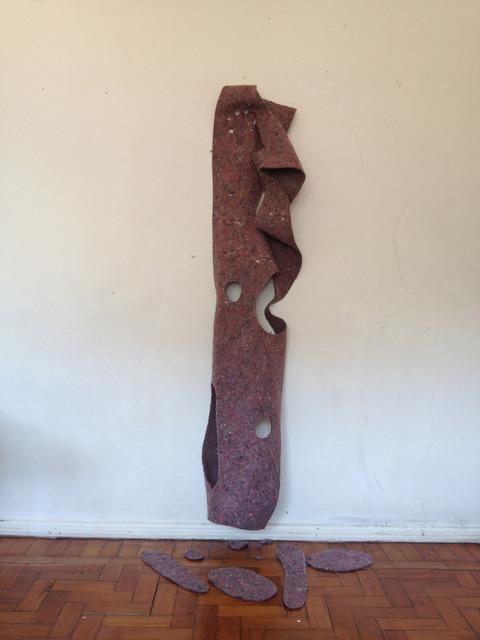 , 'Corte mole [manta_02],' 2013, Mercedes Viegas Arte Contemporânea
