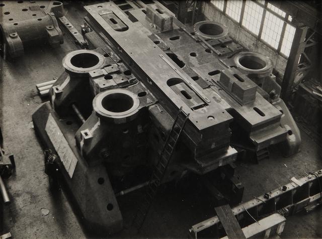 Albert Renger-Patzsch, 'Bird's-eye Factory View', c. 1926, Skinner