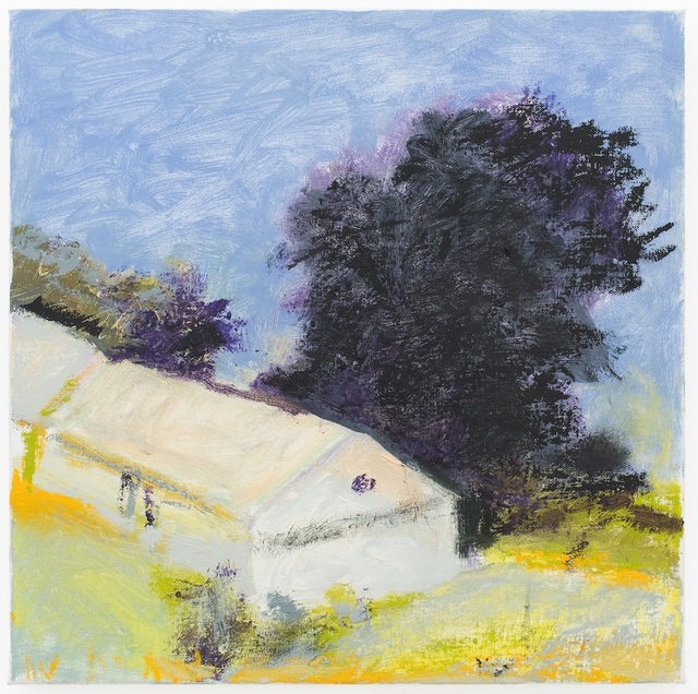 , 'Matt Farm II (small version),' 2013, Tayloe Piggott Gallery