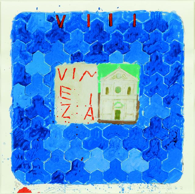 , 'Stones of Venice Santa Maria della visitazione, Vinezia,' 2012, Cristea Roberts Gallery