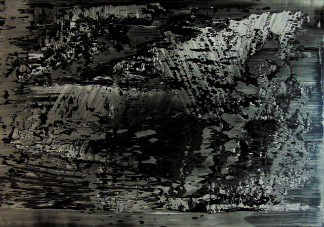 , 'Abstract Photo | Abstraktes Foto,' 1989, Gilden's Art Gallery