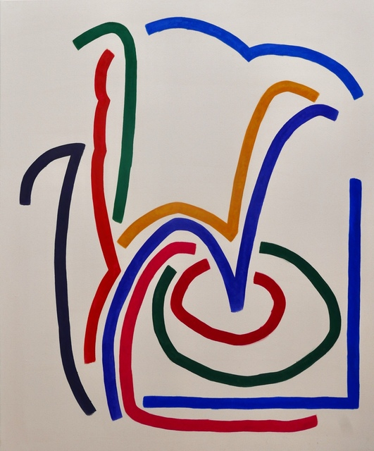 , 'Untitled (5.04),' 2018, The Dot Project