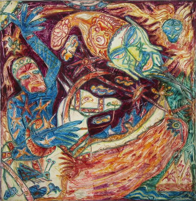 , 'Battle In Astro Plain,' , Salomon Arts Gallery
