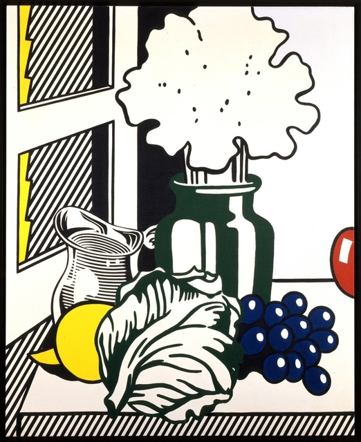 Roy Lichtenstein, 'Still Life with Cabbage', 1973, Gagosian