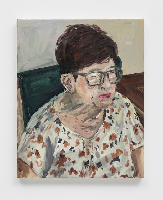 , 'Avó [Grandmother],' 2016, Casa Triângulo