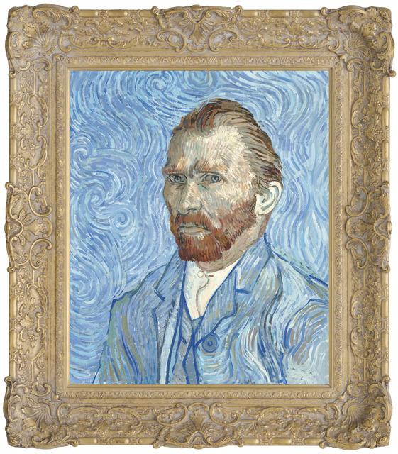 John Myatt, 'Vincent Van Gogh, Self Portrait Remy, 1889', 2017, Castle Fine Art