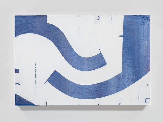 , 'Fifth Street C14.6,' 2014, Paul Kasmin Gallery