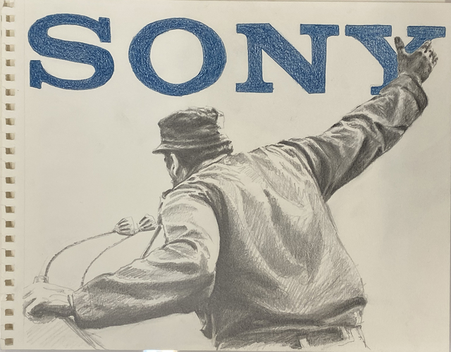 , 'Sony,' 2012, Pan American Art Projects